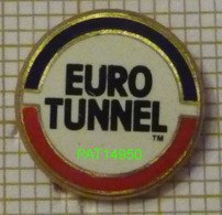 EURO TUNNEL LOGO En Version EGF - Transport
