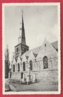 Nalinnes - L'église Du Centre Et Le Monument - 1967 ( Voir Verso ) - Ham-sur-Heure-Nalinnes