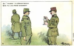 Militaria - Homoristique - Illustrateur, Guillaume - Docteur - D 0087 - Guillaume
