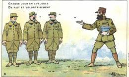 Militaria - Homoristique - Illustrateur, Guillaume - Docteur - Quinine - D 0085 - Guillaume