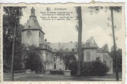Grimbergen.   -    Kasteel De Mérode - Grimbergen