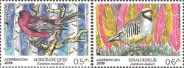 Azerbaijan MNH** 2019 Mi 1465-66 Europe Stamps Birds Set - Azerbaiján