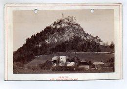 AK-2394/ Hoch-Osterwitz Kärnten Kabinettfoto Alois Beer ~ 1900 - Foto's