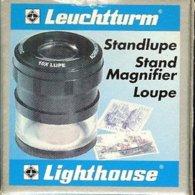 LEUCHTTURM - LOUPE à POSER Gr 10x (Réf.LU 21) - Pinze, Lenti D'ingrandimento E Microscopi