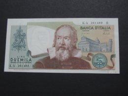 2000  Duemila LIRE   - ITALIE  - Banca D'Italia 1973   **** EN ACHAT IMMEDIAT **** Billet Quasi Neuf !!!!!! - [ 2] 1946-… : Republiek