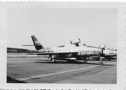 THUNDERJET F 84G  -  6 Photos Originales - 1946-....: Era Moderna