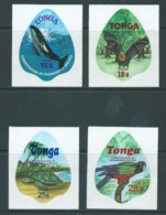 Tonga 1978 Endangered Species Conservation Self Adhesive Set 13 MNH - Tonga (1970-...)