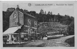 COMBLAIN-AU-PONT : Restaurant Des Grottes - Comblain-au-Pont