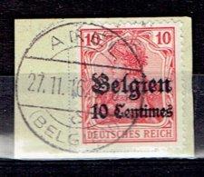 OC 3 - Arel-Arlon-Belgien Le 27-11-1916 - WW I