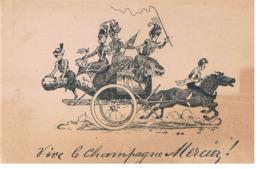 CPA CHAMPAGNE MERCIER - Epernay