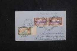 ÎLES COOK - Carte Publicitaire ( Médecine ) De Rakahanga Pour Philadelphia En 1945 - L 45326 - Cook