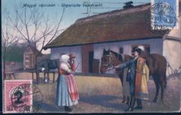 POSTAL HUNGRIA - MAGYAR NEPVISELET UNGARISCHE VOLKSTRACHT - RECP 22433 - Hungría