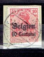 OC 3 - Bovigny-Belgien Le 2-3-1917 - Guerre 14-18