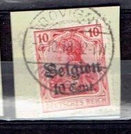 OC 14 - Bovigny-Belgien Le 5-10-1918 - Guerre 14-18