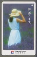 Japan Phone Card Girl - Giappone