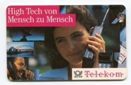Telecarte °_ Allemagne-PD3-High Tech-1992- R/V 5168 - Allemagne