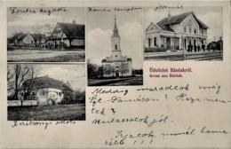 Banlak 1907 - Romania - Railway - Romania