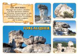 FORCALQUIER  LES MOURRES  5 (scan Recto Verso)MD2501TER - Forcalquier