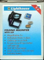 LEUCHTTURM - COMPTE-FILS FZ 5 Avec LED - Gr 5x (Réf.FZ 5 LED) - Pinze, Lenti D'ingrandimento E Microscopi