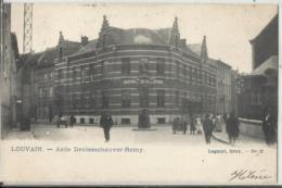 Leuven - Louvain - Asile Devleeschauwer-Remy 1904 - Leuven