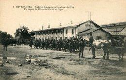 66 .20181 .rivesaltes .patrie Du Generalissime Joffre .un Depart Du 53 E De Ligne . - Rivesaltes