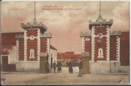 Leuven - Louvain - Manège, Caserne De L'Artillerie 1913 - Leuven