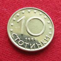 Bulgaria 10 Stotinki 1999 KM# 240 Bulgarie - Bulgaria