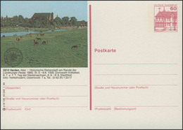 P138-p9/128 2610 Verden, Dom Und Aller ** - [7] Repubblica Federale