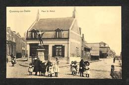 59 - QUESNOY SUR DEULE - Place St. Michel ,#59/003 - Francia