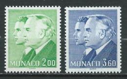 MONACO 1987 . N°s 1589 Et 1590 . Neufs ** (MNH) - Nuovi