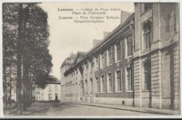Leuven - Louvain - Paus Adrianus Kollegie - Hoogeschoolplaats - Leuven