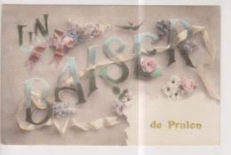 CPA-21-Côte D'Or- Un Baiser De PRALON- - Sonstige Gemeinden