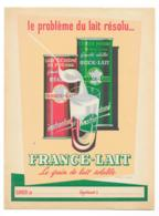 Protége Cahier France Lait - Protège-cahiers