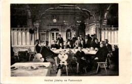 Vnitrek Jidelny Na Pustevnach - Tschechische Republik