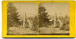 Photos Stéréoscopiques - écosse -  Les Trossachs Et Benvenue  N° 967 -  C 35 - Stereoscopio