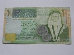 1 One Dinar 2002 - JORDANIE - Central Bank Of Jordan **** EN ACHAT IMMEDIAT **** - Jordan