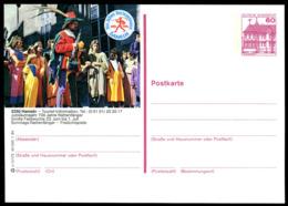 74022) BRD - P 138 - N11/175 - * Ungebraucht - 3250 Hameln, Rattenfänger-Freilichtspiele - Bildpostkarten - Ungebraucht