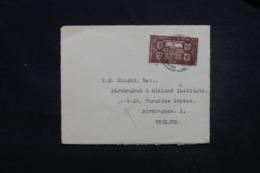 IRLANDE - Enveloppe Pour Birmingham, Affranchissement Plaisant - L 45334 - 1949-... Repubblica D'Irlanda