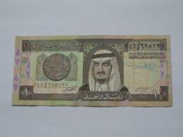 1 One Riyal - ARABIE SAOUDITE - Saudi Arabian Monetary Agency **** EN ACHAT IMMEDIAT **** - Saoedi-Arabië