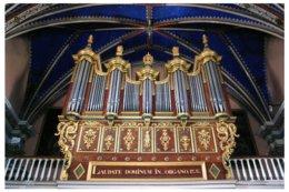 Muret (31 - France) Orgue De L'Église Saint-Jacques - Muret