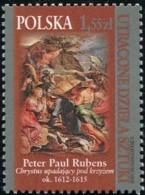 Poland 2009 Lost Works Of Art Peter Paul Rubens MNH** - 1944-.... République