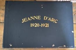 Album De Campagne Du Navire école Jeanne D'Arc 1920-1921, éditeur J.Geiser Alger - Livres, BD, Revues