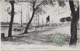 CPA - PAUILLAC - VUE PRISE DE LA ROUTE DE LESPARRE - N°13 - 1907 - Pauillac
