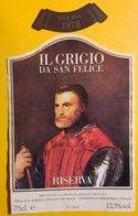 12060 - Il Grigio Da San Felice 1978 Chianti Classico Italie - Other