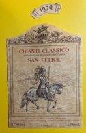 12061 - San Felice 1979 Chianti Classico Italie - Other