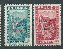 REUNION  N° 228/29 ** TB 3 - Reunion Island (1852-1975)