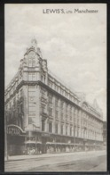 CPA ANGLETERRE - Manchester, Lewis's Ltd - Manchester