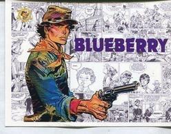 Postal / Postcard: El Boletin Serie 2: Blueberry (clasicos Del Western) Numero 06 De 12:  Blueberry - Sin Clasificación