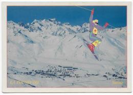 CPM - LA TOUSSUIRE - SAVOIE - 2001 - France