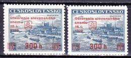 Tchécoslovaquie 1939 Mi A 405 (Yv Slovaquie 35 A), (MNH)** - Czechoslovakia